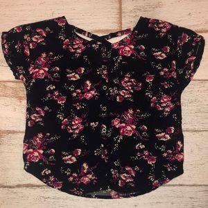 Forever 21 girls blouse